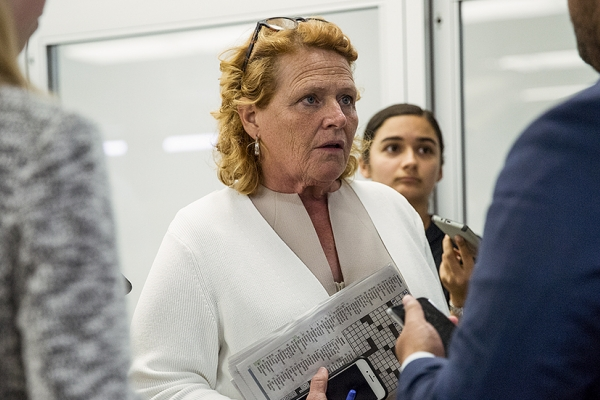 Vulnerable Dem Sen. Heitkamp hits opponent on ObamaCare repeal votes